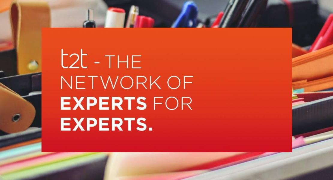 t2t.expert - Network of experts